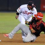 #LVBP Tigres dejó en rojo a los Cardenales http://t.co/h7UkKbr7Jh http://t.co/dCt3sK2nyp