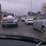 @Ma3Route Muranga road is a parking zone from parkroad junction though moving. @Hot_96Kenya @RoadAlertsKE @NationFMKe http://t.co/aPKS9YTnPN