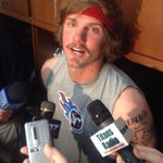 "Zach Mettenberger: #Titans are ""my team now."" http://t.co/uVSItTYMxB http://t.co/MLFjXJEpUV"