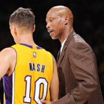 RT @ESPNNBA: The Lakers have announced Steve Nash (back) will miss the entire 2014-15 season. -- http://t.co/ErKl8JYrbg http://t.co/UWklcdgKZl