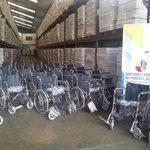 RT @VTVcanal8: #EnFotos | Incautadas más de 14 millones de jeringas y casi 3 mil sillas de ruedas acaparadas por Suministros Jayor http://t.co/dpjTR0PKHG