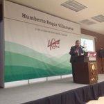 Conferencia del Lic. Humberto Roque Villanueva en UANE http://t.co/zhjbqa1OzH
