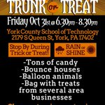 Looking for a fun night with your family, a ton of candy & an opportunity to support the York Rescue Mission?? #york http://t.co/97m5oRft3x