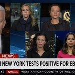 RT @Cochran1043: CNN is the redzone channel for EBOLA http://t.co/hGPO6c9CiH