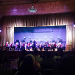 El público de #saltillo aplaudiendo las magníficas interpretaciones de la orquesta y acordeones http://t.co/TUQ2FAkj4v
