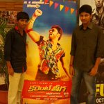 RT @Praveenvk3: Waiting for current theega @HeroManoj1