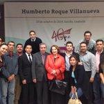 RT @transformaUANE: Los jóvenes de la planilla Transforma UANE agradecemos la presencia y el tiempo de Humberto Roque Villanueva. #UANE http://t.co/76qO6oKpij