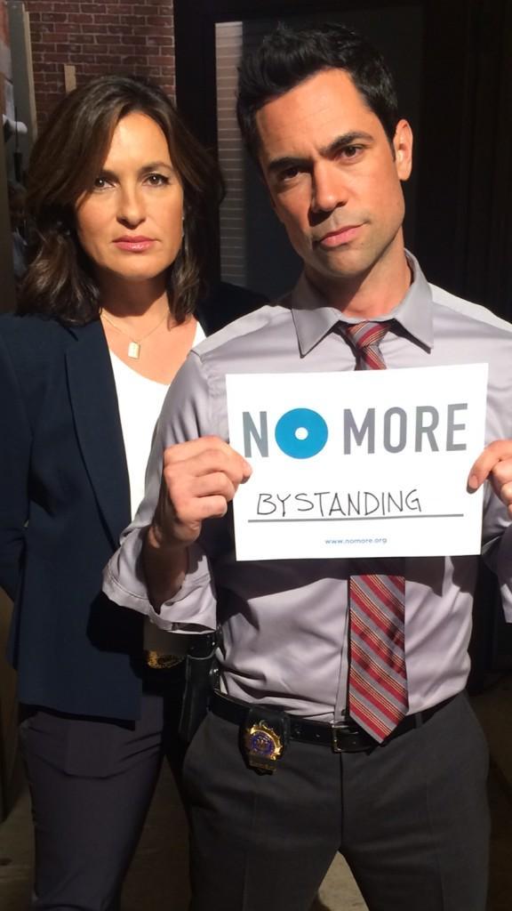#NOMOREviolence #NOMOREexcuses #NOMOREsilence #NOMOREbystanding #NOMORE http://t.co/orvVhhYywF