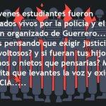 Lo q ha causado en #Mexico el gob de #EPN: impunidad, corrupcion, estado fallido y genocidio. #AyotzinapaSomosTodos http://t.co/mMUReEQDMh