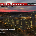 RT @Ryan_Stinnett: Gorgeous evening across the River Region. #Montgomery Thanks for the picture Jimmy! #ALWX #ALWXNET http://t.co/rA2RS0rmV3