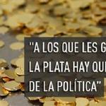 "RT @OSO_ROJOSO: ""A LOS QUE LE GUSTA MUCHO LA PLATA HAY QUE CORRERLOS DE LA POLITICA"" #PoliticosChile #YoPepe http://t.co/4xAmd16WRH"
