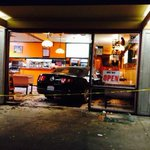 UPDATE: 6 people transported to hospital after car crashes into Dublin restaurant. http://t.co/F5Mv5BU6l7 http://t.co/TNtPZySngQ