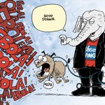 RT @RobTornoe: ICYMI My cartoon on the medias Ebola hype http://t.co/ZawfBNfpcf