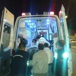 Conductor y acompañante resultaron heridos en choque de Vitara en Av Américas, son llevados a cli Latino @mercurioec http://t.co/kQ3o1CE3b5