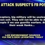 RT @FoxNews: REPORT: Alleged Facebook posts of #NYPD hatchet attack suspect had pro-terror messages. @megynkelly #KellyFile http://t.co/d0tvnyqK1n