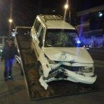Vitara (PVM-812) que se accidentó en Av las Américas, es llevado a los patios de la EMOV EP. Vía habitada @mercurioec http://t.co/MnHrXlyM2Q