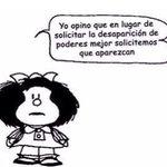 RT @elisaalanis: #Guerrero Y luego de la licencia de Aguirre, como diría la gran Mafalda: http://t.co/TfIG3eBFpl