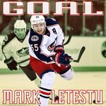 RT @CBJ_Nation: And it works again!!! LETESTU!!! Two words for Ya, TIE GAME!!! #CBJ http://t.co/P31QLotR0N