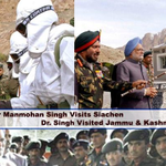 RT @pallavighcnnibn: Manmohan singh in siachen in 2005 - so cong shldnt attribute politics to PM Modis visit to siachen yday http://t.co/XIrbaYZPDF