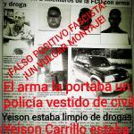 RT @TupamaroMRT: ¡Q nadie se deje confundir¡ A Yeison Carrillo lo mató el fascismo X ser joven Revolucionario presidente del FCU UNERG http://t.co/NDk6U2hMjB