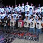 RT @lajornadaonline: Reclaman estudiantes de #Nayarit la aparición con vida de #normalistas de #Ayotzinapa http://t.co/SRzoQVRLgQ http://t.co/n6mjThwprL