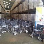#EnFotos | Incautadas más de 14 millones de jeringas y casi 3 mil sillas de ruedas acaparadas por Suministros Jayor http://t.co/FQjAputD0g