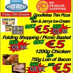 @RTERadio1 #FiverFriday has Kicked off with some great bargains in the Centre #JCs #Swords #Local @talktojoe1850 http://t.co/0nEdSQ0Fet