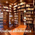 RT @casadecolon: Celebramos el #DiaDeLaBiblioteca... ¡Feliz día! y ¡Feliz finde! :) #GranCanaria #Cultura #ViernesDeMuseo http://t.co/EPxvy4c5vj