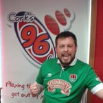RT @Corks96FM: @Darren96FM has gone green to support the team! CMON CITY!!! #CCFC84 http://t.co/lsclJdX6HC