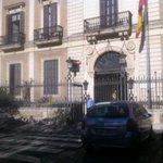 Pacheco está en comisaría a la espera de ser trasladado a prisión http://t.co/bNyoxMO2vJ #Jerez vía @ReporterosJerez http://t.co/uWGXpGUfCi