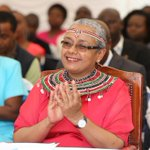 H.E. Margaret Kenyatta has been named the United Nations Person of the Year 2014 for her efforts in #BeyondZero. http://t.co/GmwgW7MAEU
