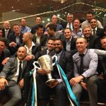 Reunion night @PAFC 10 years young #2014 #premiers http://t.co/t9obCGy4ZW