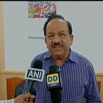 RT @ANI_news: Today is world polio day, greetings to all those who made eradication of polio from India possible : Dr.Harsh Vardhan http://t.co/ybMw2ZiWk0