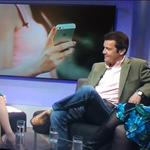 Very enjoyable time on @Notts_TV last night with @FrancesFinnShow great show :-) #nottingham http://t.co/W5BY7m8oJC