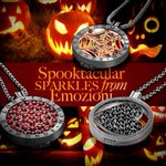 RT @emozionijewelry: RT & follow us by Monday to #win an Emozioni necklace for #Halloween! #competition #giveaway http://t.co/SLHbMyXFDo