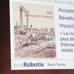 RT @EdithPage: De 1896 à 2014, révolution agricole dans lusage sélectionné des herbicides par @ecoRobotix #nipconf http://t.co/RwjNe7BnTz