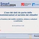"""Pochi minuti al panel """"Luso dei #dati da parte delle PA al servizio dei cittadini"""" http://t.co/gtWrEf0JZw #SCE2014 http://t.co/TfLD1eXwRm"""