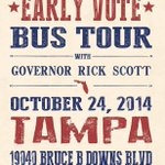 Join us at 8 am, Get out the Vote Hillsborough with @FLGovScott #letskeepworking http://t.co/vemYrGgVrE