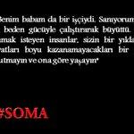 Aht saldık; Soma'nın acısını unutmayacağız, unutturmayacağız. çArşı #SOMA http://t.co/9lvVRPkJLj