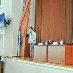 Спортивный комментатор @VStognienko в #ВГУ http://t.co/AQPk0Q6dVM