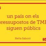 Què vull? Un país nou i uns @TMB_Barcelona al servei de totes i tots #SíoSí http://t.co/8a13VZsSKI