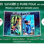 RT @UTuneMusic: Por fin #viernes y con planazo!!! ???? ¿Quieres pasar una noche distinta? #Musica celta con @judithmateo en Green Tavern http://t.co/tzhR2DejsT