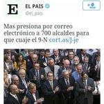 RT @Candeliano: Amigos de @larazon_es. Yo tambien he recibido un e-mail de Artur Mas presionándome muy fuerte para ir a votar el #9N. http://t.co/JvoKwqRl7f