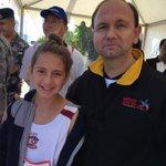 RT @DanaFiras1: هيا بنت فراس قبل الانطلاق #AmmanMarathon http://t.co/BAlIAMOVWy