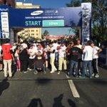 RT @Amman_Marathon: فريق اصحاب الاحتياجات الخاصة #Ammanmarathon #RunJordan http://t.co/dExA6qpwB2