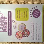 @Neurocare @GW1962 #Sheffield #ladiesnight #charity #fundraiser 20/11/14 tkts £5 include glass #bubbly #cupcake http://t.co/N8TOOtrqOm