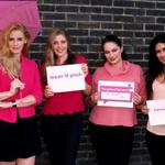 Bridge Models supporting #BreastCancerAwareness we all know someone #wearitpink @BCCampaign @BridgeModels http://t.co/f0qPrTFYAy