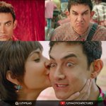 RT @utvfilms: The many moods of #PK! Which one's your favourite?