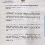 Pretty explosive! Jethmalani exposes BJPs doublespeak on #BlackMoney. hs letter to Jaitley demolishes all BJP claims http://t.co/eZrldX68GB