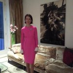 Im supporting the @BCCampaign #wearitpink today. Happy Friday! http://t.co/j1WAd8Vg7S